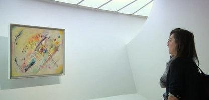 What Did Kandinsky Write on His Paintings? - Guggenheim Blogs | Art contemporain et histoire de l'art | Scoop.it