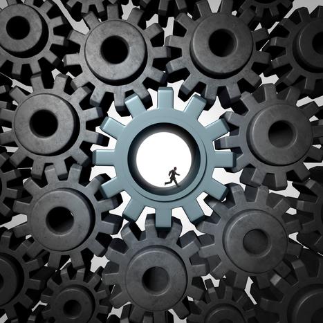 Le futur du travail et la mutation des emplois vus par Yves Caseau | cross pond high tech | Scoop.it