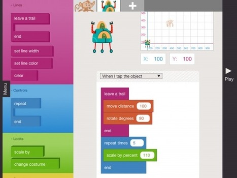 Can These iPad Apps Teach Your Kid to Code? | iPads, MakerEd and More  in Education | Scoop.it