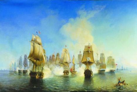 L'exportation en Turquie et en Russie des 118 canons français. | Bateaux et Histoire | Scoop.it