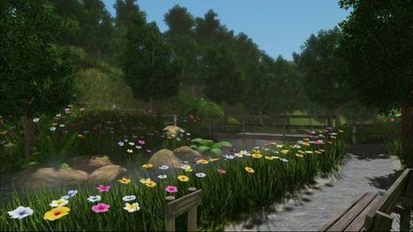 Kinect powers Alzheimer's and dementia care project | Games For Health | Scoop.it