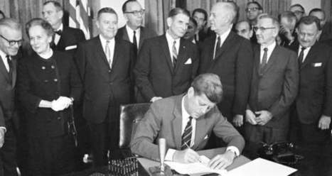 Kennedy's vision for mental health never realized | BloodandButter | Scoop.it