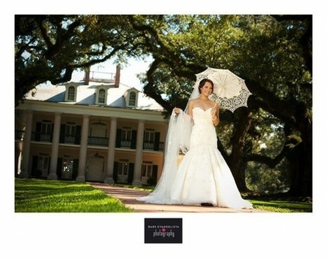 Louisiana Wedding! | Oak Alley Plantation: Things to see! | Scoop.it
