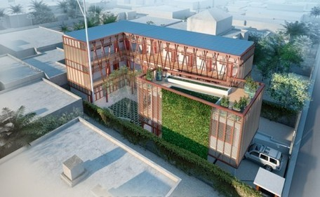 HOK Teams Up With USGBC to Unveil Sustainable Orphanage and Children's Center for Haiti | sustainable architecture | Scoop.it