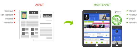 CV digital : 5 bonnes raisons de choisir le CV numérique   BeginWith   Scoop.it