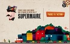 [Serious game] Frottez-vous à la gestion municipale avec SuperMaire | Connected places | Scoop.it