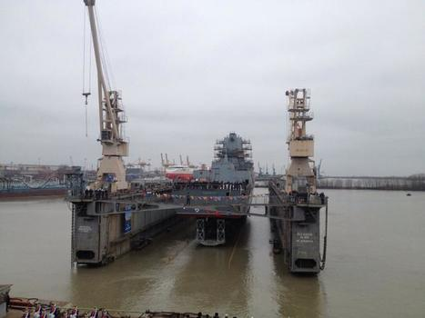 La Frégate Amiral Flota Kasatonov