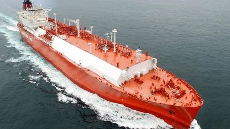 LNG Carrier Could Save $1 Million in Fuel Per Year | Nereides Diary | Scoop.it