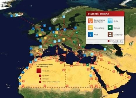 Proyecto solar en el Sahara abastecerá a España en 2015 | Jumanji Solar | Uso inteligente de las herramientas TIC | Scoop.it