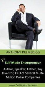 Entrepreneurship w/Anthony Delmedico | Tribe Builders | Scoop.it