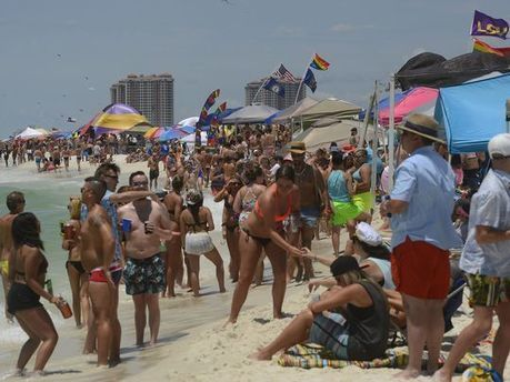 Memorial Weekend LGBT parties on track