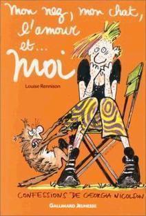 Le Journal Intime De Georgia Nicolson, Tome 1 : Mon Nez, Mon Chat, L'amour... Et Moi /Lire en Ligne | fleenligne | Scoop.it