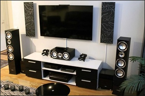 Surrounded Sound System NJ | Home Automation System | Scoop.it