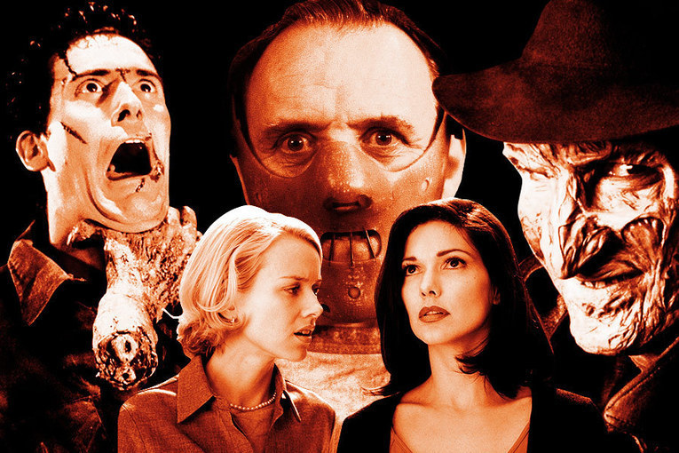 compare contrast essay horror movies