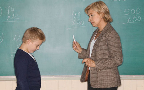 School discipline: writing lines and detention did the trick - Telegraph | ESL ideas for my classes | Scoop.it