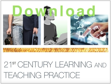 21st Century Learning and Teaching Practice – White Paper | ReGear Learning | Mobilization of Learning | Scoop.it