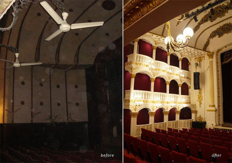 Mumbai's Royal Opera House restored to its erstwhile grandeur! | India Art n Design - Architecture | Scoop.it