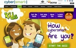iLearn Technology » Blog Archive » 6 Days and 78 Resources for Digital Literacy Internet Safety   The Morning Blend   Scoop.it