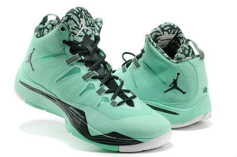 factory authentic a0e67 30593 Jordan Super Fly 2 Green Glow Shoes Inexpensive