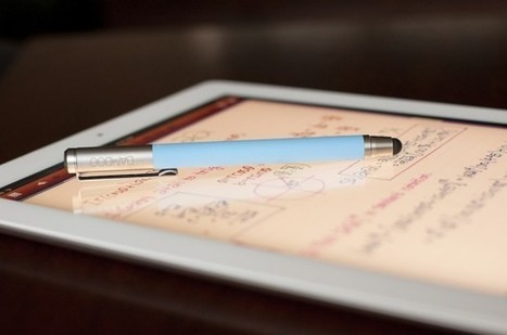 The ultimate guide on how to annotate PDF files on the iPad | Multimedia on the iPad | Scoop.it