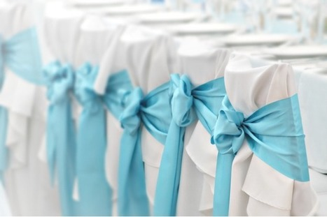 Superb Organza Sashes The Nifty Styles To Try Now Machost Co Dining Chair Design Ideas Machostcouk