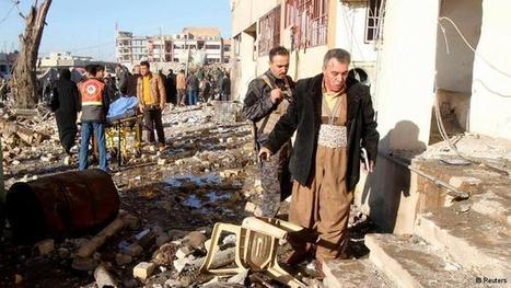 Irak: al menos 24 muertos en dos atentados suicidas contra kurdos | Acorazado Topemkin | Scoop.it