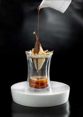 La Poire Belle Hélène par Jérôme Chaucesse - Paperblog | Gastronomie et alimentation pour la santé | Scoop.it