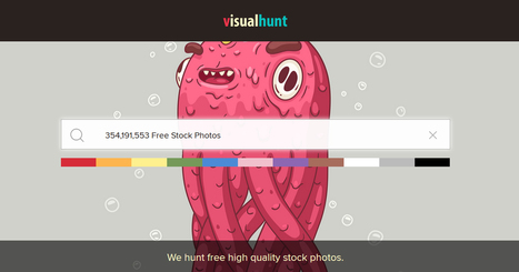 Visual Hunt | Animations, Videos, Images, Graphics and Fun | Scoop.it