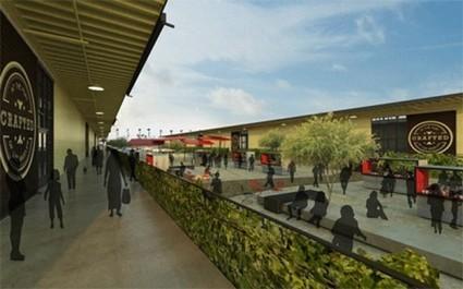 Bergamot 2? Art-Filled Market Planned on the San Pedro Waterfront | green streets | Scoop.it