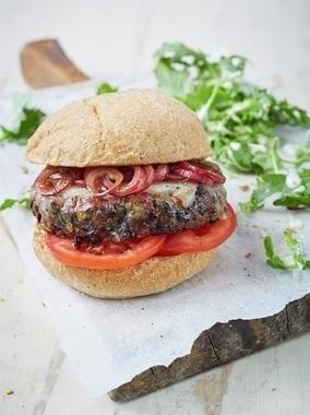 Black bean burgers | Jamie Oliver | Vegan Food | Scoop.it