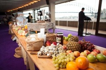 How to feed an entire conference with local food? Ask the crowd! | real utopias | Scoop.it
