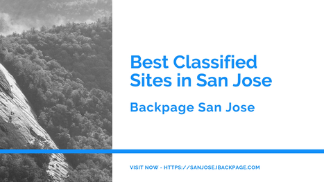 Best Classified Sites In San Jose Backpage Scoop It