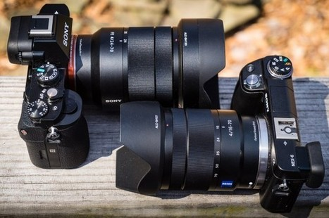 sony full frame vs aps c using e mount zeiss f4 oss zoom lenses sonyalphalabcom