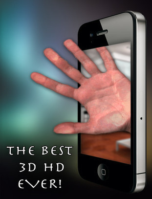 App Store - 3D HD - The Best 3D for your Device   Machinimania   Scoop.it