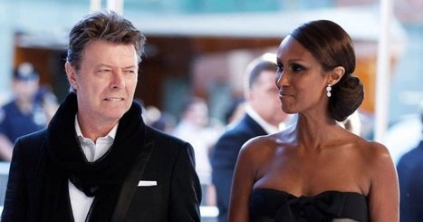 Iman Shares Her Secret to a 24-Year Marriage with David Bowie | The Written Word and Then Some | Scoop.it