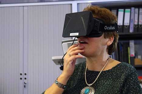 Virtual reality and the museum of the future   europeana   Virtual Insanity   Scoop.it