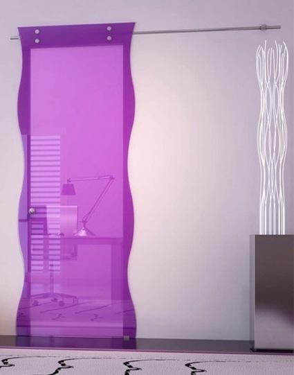 Parting of the Ways: 10 Sleek Sliding Doors | Designing Interiors | Scoop.it