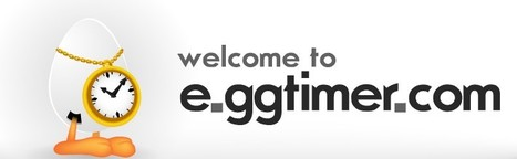 E.gg Timer - simple online countdown timer | School Libraries and the importance of remaining current. | Scoop.it