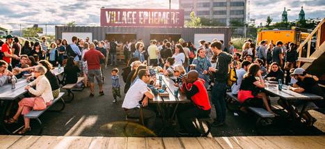 Bâtir le nouveau Village Éphémère | ZEBREA | Innovation sociale et Créativité citoyenne pour le Changement sociétal | Scoop.it