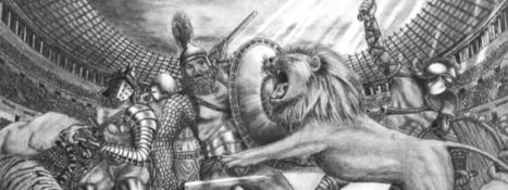 Gladiadores contra fieras;Venatores y Bestiarii | Jugando con la Historia | Scoop.it