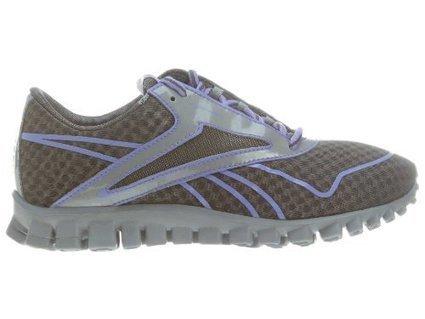 size 40 f1712 cbbb6 Reebok Womens Realflex Tempo Shoe,Rivet GreyCozy PurpleTin Grey,9.5 M US