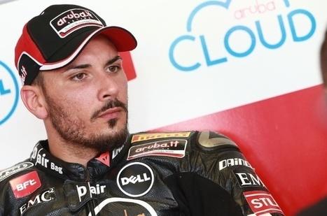 Davide Giugliano out for rest of 2015 season | Ducati.net | Ductalk Ducati News | Scoop.it