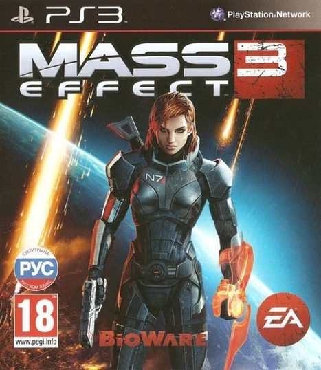 Mass Effect 3 PS3 iso Free Download - PSP ISOS