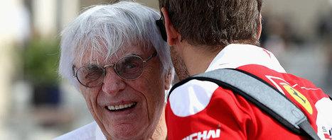 Bernie: 'Te veel Italianen, kap met hybride' | Autosport | Nieuws | Ziggo Sport Totaal | La Gazzetta Di Lella - News From Italy - Italiaans Nieuws | Scoop.it