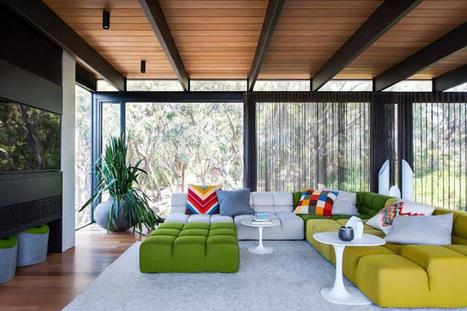 limportance du contraste dans la conception dintrieur dcoration maison intrieure et