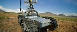 Robot optimizado de rescate para desastres mineros | VIM | Scoop.it