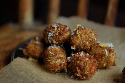 8 Oil-Fried Foods for Hanukkah: The Olive all'Ascolana | Le Marche and Food | Scoop.it