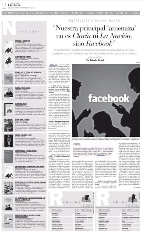 salaverria.es – ideas sobre periodismo por Ramón Salaverría | #TRIC para los de LETRAS | Scoop.it