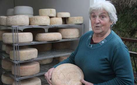 À la découverte des fromages d'estives au cœur des vallées | The Voice of Cheese | Scoop.it