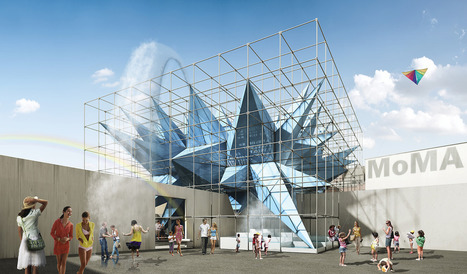 Meet Wendy, A Partyscape That Cleans The Air | Future_Cities | Scoop.it